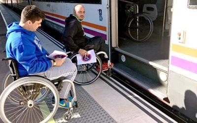 Aceptada la demanda contra el Gobierno por su inactividad en accesibilidad