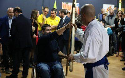 Exposición «Deporte Adaptado, la diferencia está en la reglas»